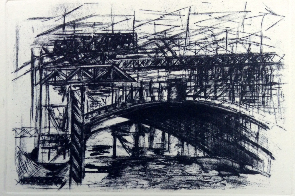 Small Blackfriars Bridge