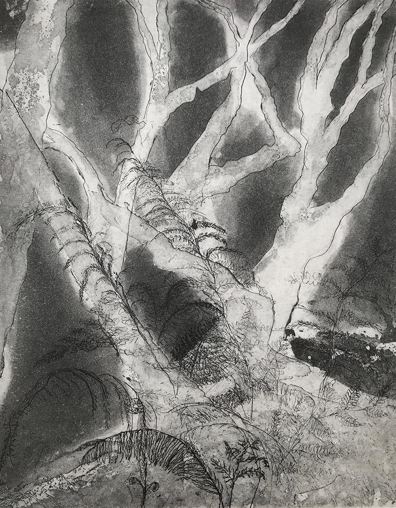 Overgrowth 3 - Ann Norfield