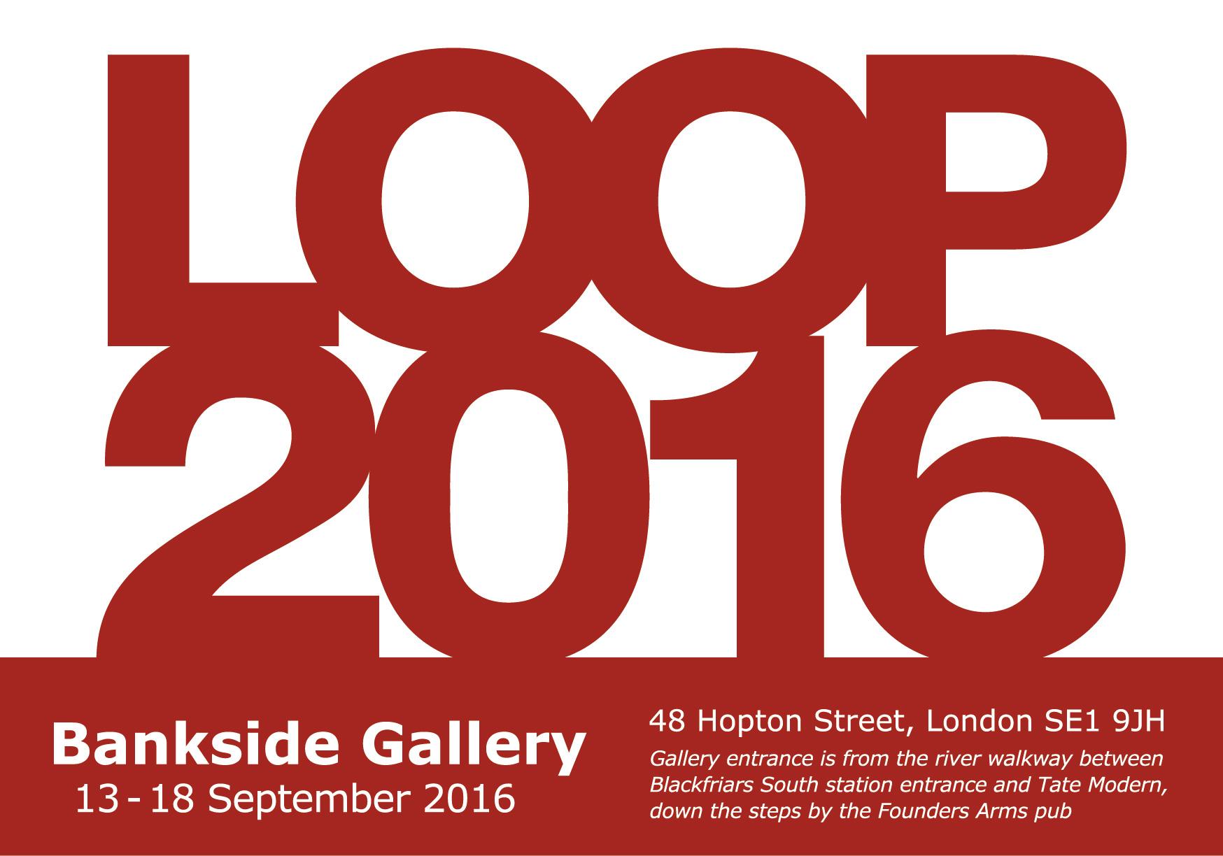 LOOP2016 Print Exhibition