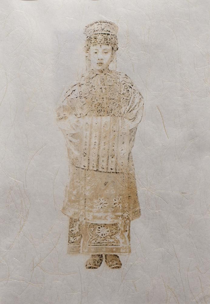 Female Family Ghosts Peranakan Bride I - Sharon Low