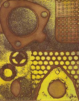 Fabrication Brown - by Sarah Mander