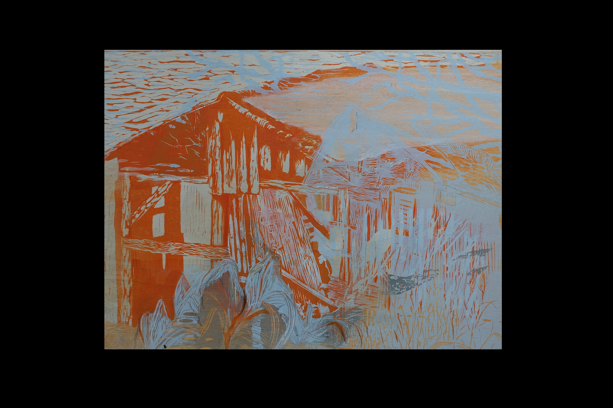 Shedtown series 2 - Ann Norfield