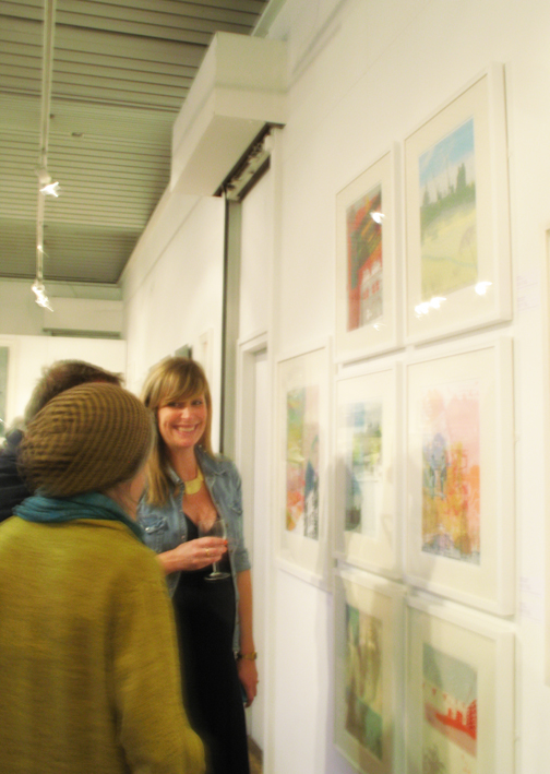 Bankside Gallery, PV - June 2014